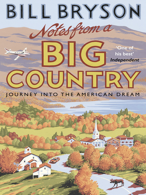 Title details for Notes From a Big Country by Bill Bryson - Available