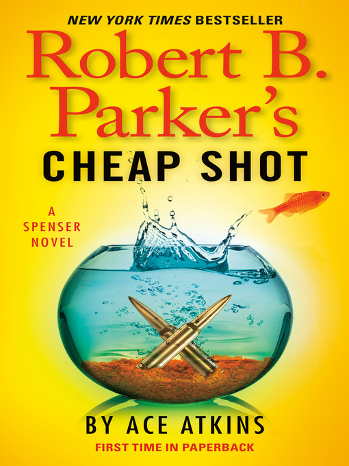 Cheap Shot by Ace Atkins - Magazine cover