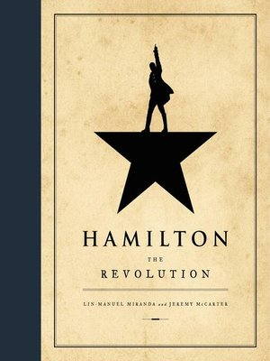 Hamilton by Lin-Manuel Miranda. AVAILABLE eBook.