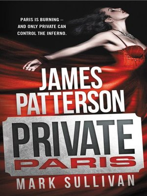 Private Paris by James Patterson. WAIT LIST eBook.
