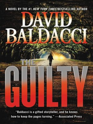 The Guilty by David Baldacci. AVAILABLE eBook.