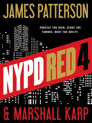 NYPD Red 4 by James Patterson. AVAILABLE eBook.