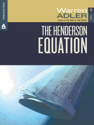 The Henderson Equation by Warren Adler. AVAILABLE eBook.