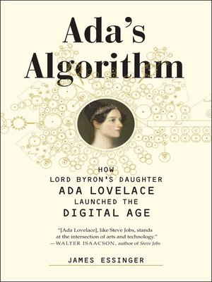 Ada's Algorithm by James Essinger. AVAILABLE eBook.