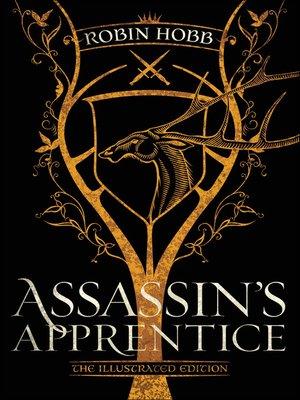 Assassin's Apprentice by Robin Hobb.                                              WAIT LIST eBook.
