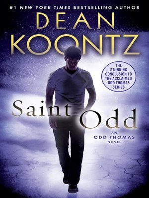 Saint Odd by Dean Koontz. WAIT LIST eBook.