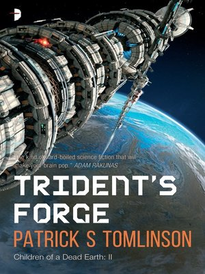 Trident's Forge by Patrick S. Tomlinson. AVAILABLE eBook.