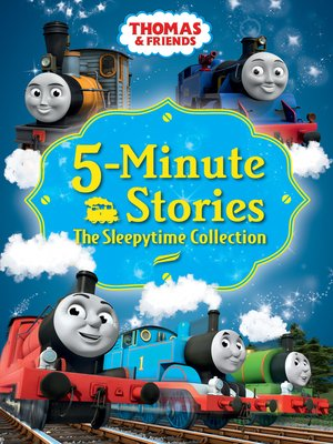 Thomas & Friends 5-Minute Stories by Random House. AVAILABLE eBook.