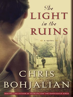 The Light in the Ruins by Chris Bohjalian. AVAILABLE eBook.