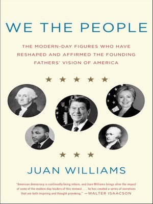 We the People by Juan Williams. AVAILABLE eBook.