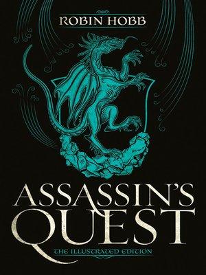 Assassin's Quest by Robin Hobb. WAIT LIST eBook.