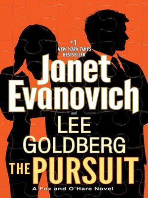The Pursuit by Janet Evanovich. AVAILABLE eBook.