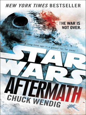 Aftermath by Chuck Wendig. AVAILABLE eBook.