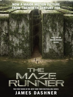 The Maze Runner by James Dashner. AVAILABLE eBook.