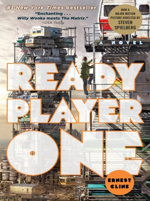 Ready Player One by Ernest Cline. AVAILABLE eBook.