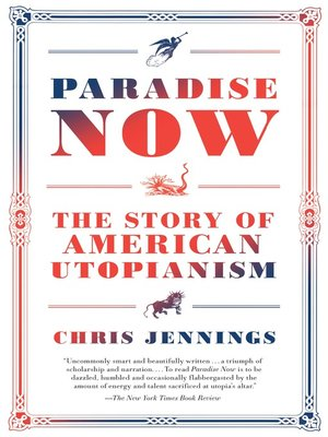 Paradise Now by Chris Jennings. AVAILABLE eBook.