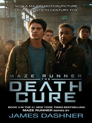 The Death Cure by James Dashner. AVAILABLE eBook.