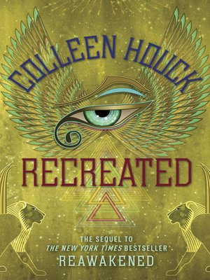 Recreated by Colleen Houck. AVAILABLE eBook.