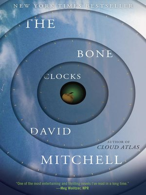 The Bone Clocks by David Mitchell. AVAILABLE eBook.
