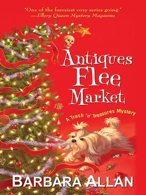 Antiques Flee Market by Barbara Allan. AVAILABLE eBook.