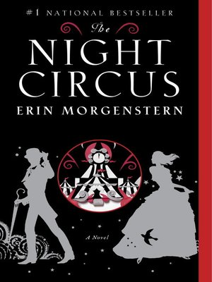The Night Circus by Erin Morgenstern. AVAILABLE eBook.