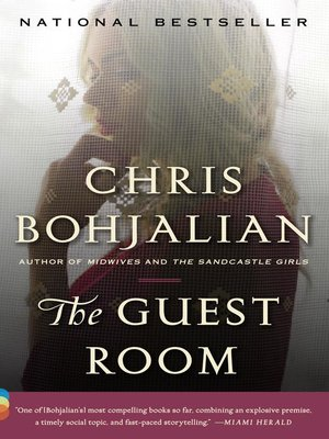 The Guest Room by Chris Bohjalian. AVAILABLE eBook.