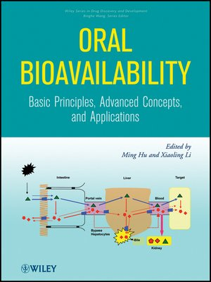 Oral Bioavailability by Ming Hu. AVAILABLE eBook.