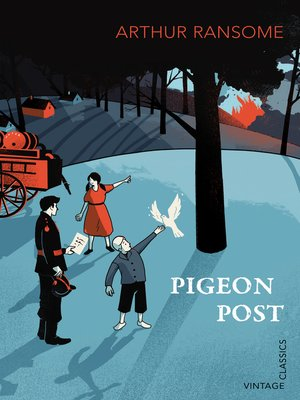 Pigeon Post by Arthur Ransome. AVAILABLE eBook.