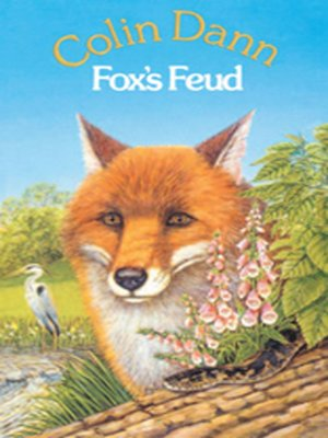 Fox's Feud by Colin Dann. AVAILABLE eBook.