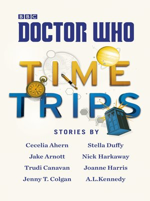Doctor Who by Cecelia Ahern. AVAILABLE eBook.