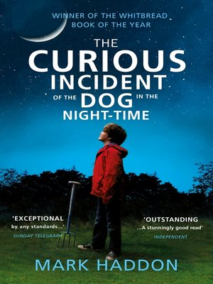 The Curious Incident of the Dog in the Night-time by Mark Haddon. AVAILABLE eBook.