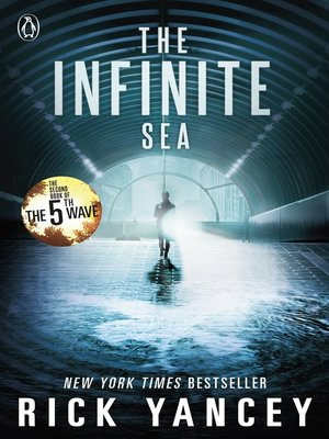 The Infinite Sea by Rick Yancey.                                              AVAILABLE eBook.