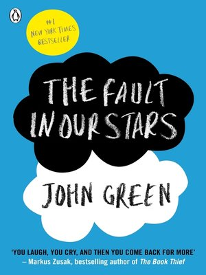 The Fault in Our Stars by John Green. AVAILABLE eBook.