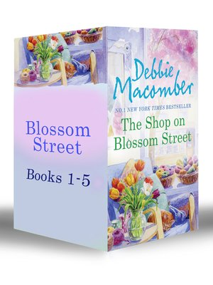 Blossom Street Bundle by Debbie Macomber. AVAILABLE eBook.