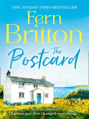 The Postcard by Fern Britton.                                              AVAILABLE eBook.