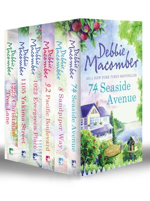 Cedar Cove Collection, Volume 2 by Debbie Macomber. AVAILABLE eBook.