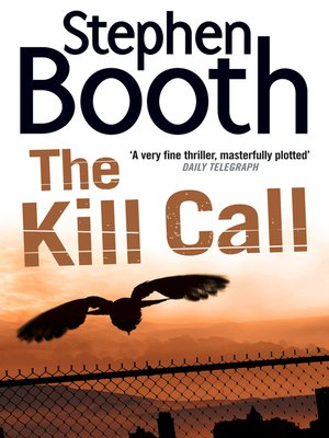 The Kill Call by Stephen Booth. AVAILABLE eBook.