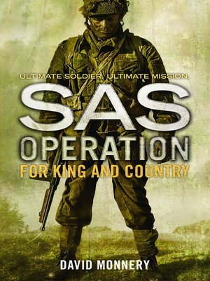 For King and Country by David Monnery.                                              AVAILABLE eBook.