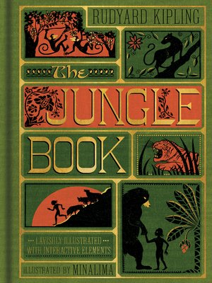 The Jungle Book by Rudyard Kipling. AVAILABLE eBook.