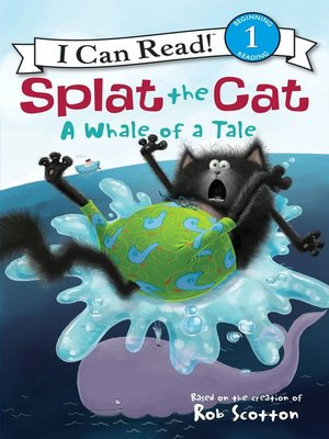 A Whale of a Tale by Rob Scotton. AVAILABLE eBook.