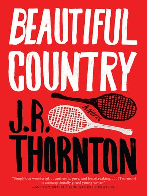 Beautiful Country by J.R. Thornton. WAIT LIST eBook.