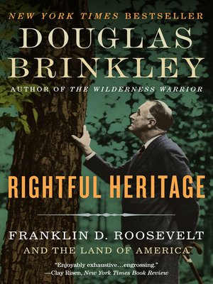Rightful Heritage by Douglas Brinkley. AVAILABLE eBook.