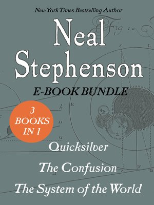 The Baroque Cycle Collection by Neal Stephenson. AVAILABLE eBook.