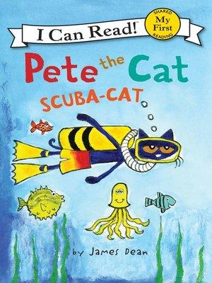 Scuba-Cat by James Dean.                                              AVAILABLE eBook.