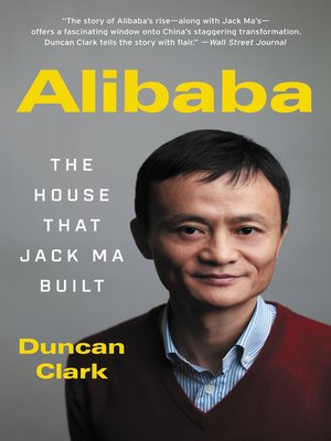 Alibaba by Duncan Clark. WAIT LIST eBook.