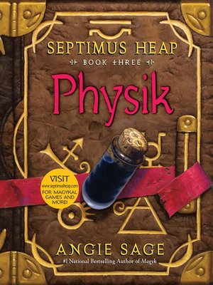 Physik by Angie Sage. AVAILABLE eBook.