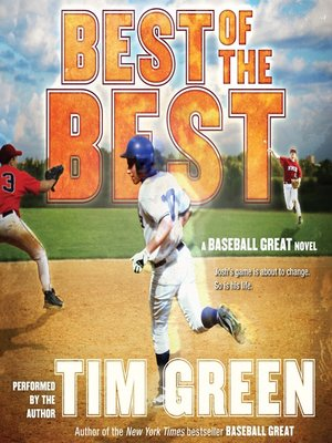 Best of the Best by Tim Green. WAIT LIST Audiobook.