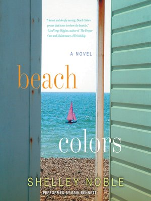 Beach Colors by Shelley Noble. AVAILABLE Audiobook.