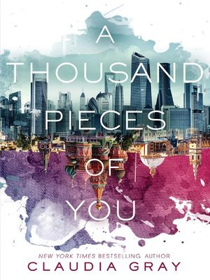 A Thousand Pieces of You by Claudia Gray.                                              AVAILABLE eBook.