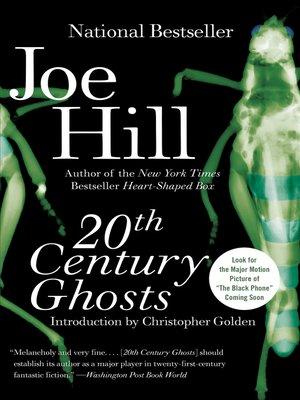 20th Century Ghosts by Joe Hill. WAIT LIST eBook.